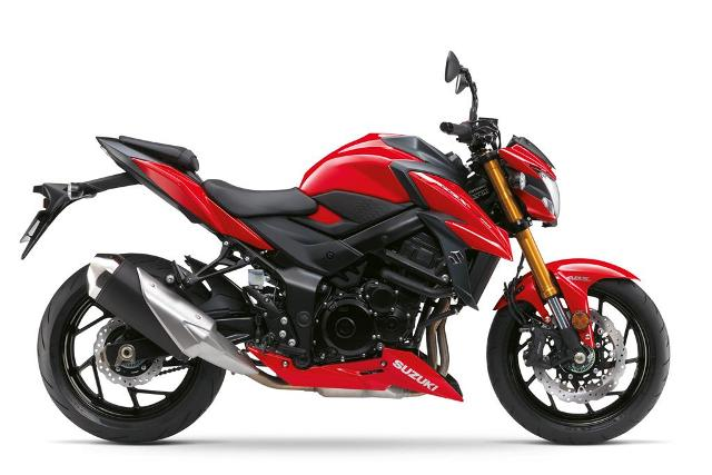 GSXS750 rot